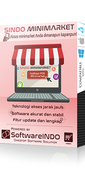SINDO Minimarket - Aplikasi Kasir Minimarket