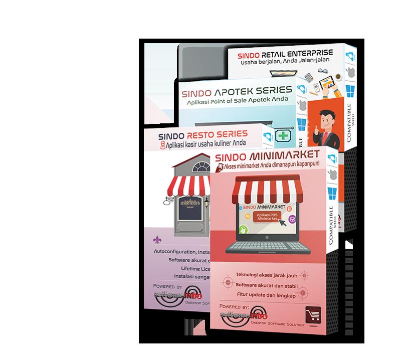 software kasir softwareINDO, onestop software solutions!