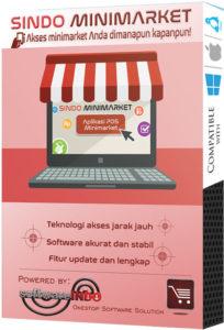 jual software retail-SINDO retail series