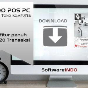 New! Bayangkan Anda dapat dengan mudah mengelola usaha toko komputer Anda, karena aplikasi kasir terbaik SINDO POS PC. Ayo coba sekarang, Free!